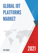 Global IoT Platforms Market Size Status and Forecast 2021 2027