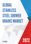 Global Stainless Steel Shower Drains Market Size Manufacturers Supply Chain Sales Channel and Clients 2021 2027