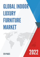 Global Indoor Luxury Furniture Market Size Status and Forecast 2021 2027