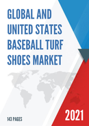 Global and United States Baseball Turf Shoes Market Insights Forecast to 2027