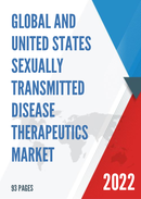 Global Sexually Transmitted Disease Therapeutics Market Size Status and Forecast 2021 2027