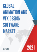 Global Animation And VFX Design Software Market Size Status and Forecast 2021 2027