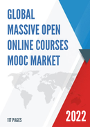 Global Massive Open Online Courses MOOC Market Size Status and Forecast 2021 2027