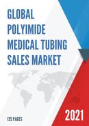 Global Polyimide Medical Tubing Sales Market Report 2021