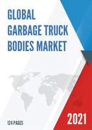 Global Garbage Truck Bodies Market Size Manufacturers Supply Chain Sales Channel and Clients 2021 2027