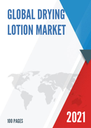 Global Drying Lotion Market Size Status and Forecast 2021 2027