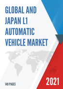 Global and Japan L1 Automatic Vehicle Market Insights Forecast to 2027
