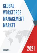 Global Workforce Management Market Size Status and Forecast 2020 2026