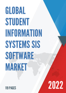 Global Student Information Systems SIS Software Market Size Status and Forecast 2021 2027