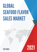 Global Seafood Flavor Sales Market Report 2021