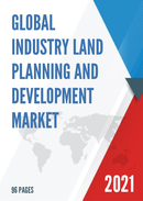 Global Industry Land Planning And Development Market Size Status and Forecast 2021 2027