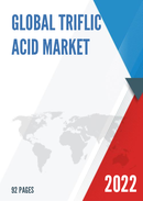 Global Triflic Acid Market Size Manufacturers Supply Chain Sales Channel and Clients 2021 2027