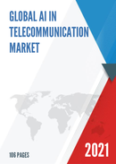 Global AI In Telecommunication Market Size Status and Forecast 2021 2027