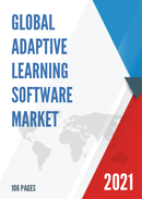 Global Adaptive Learning Software Market Size Status and Forecast 2021 2027