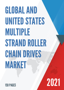 Global and United States Multiple Strand Roller Chain Drives Market Insights Forecast to 2027