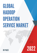 Global Hadoop Operation Service Market Size Status and Forecast 2021 2027