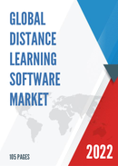 Global Distance Learning Software Market Size Status and Forecast 2021 2027