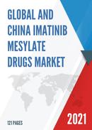 Global and China Imatinib Mesylate Drugs Market Insights Forecast to 2027