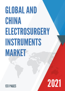 Global and China Electrosurgery Instruments Market Insights Forecast to 2027