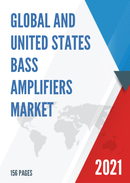 Global and United States Bass Amplifiers Market Insights Forecast to 2027