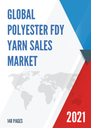 Global Polyester FDY Yarn Sales Market Report 2021
