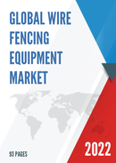 Global Wire Fencing Equipment Market Size Status and Forecast 2021 2027