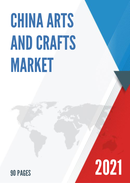 China Arts and Crafts Market Report Forecast 2021 2027
