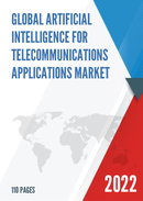 Global Artificial Intelligence for Telecommunications Applications Market Size Status and Forecast 2021 2027