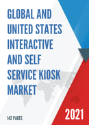 Global and United States Interactive and Self Service Kiosk Market Insights Forecast to 2027