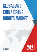 Global and China Drone Robots Market Insights Forecast to 2027