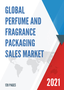 Global Perfume and Fragrance Packaging Sales Market Report 2021
