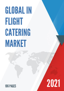 Global In Flight Catering Market Size Status and Forecast 2021 2027
