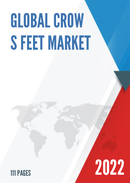 Global Crow s Feet Market Size Status and Forecast 2021 2027