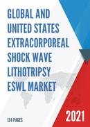 Global and United States Extracorporeal Shock wave Lithotripsy ESWL Market Size Status and Forecast 2021 2027