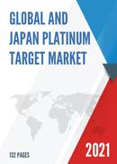 Global and Japan Platinum Target Market Insights Forecast to 2027