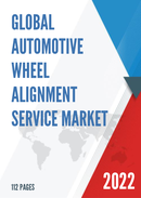 Global Automotive Wheel Alignment Service Market Size Status and Forecast 2021 2027