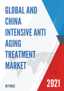 Global and China Intensive Anti Aging Treatment Market Size Status and Forecast 2021 2027