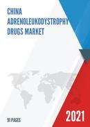China Adrenoleukodystrophy Drugs Market Report Forecast 2021 2027