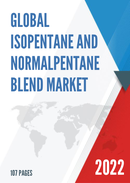 China Isopentane and Normalpentane Blend Market Report Forecast 2021 2027