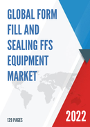 China Form Fill and Sealing FFS Equipment Market Report Forecast 2021 2027