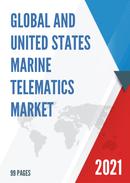 Global and United States Marine Telematics Market Size Status and Forecast 2021 2027