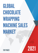 Global Chocolate Wrapping Machine Sales Market Report 2021