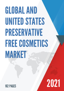 Global and United States Preservative Free Cosmetics Market Insights Forecast to 2027