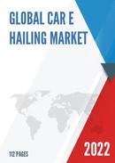 Global Car E hailing Market Size Status and Forecast 2021 2027