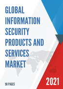 Global Information Security Products and Services Market Size Status and Forecast 2021 2027