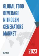 China Food and Beverage Nitrogen Generators Market Report Forecast 2021 2027