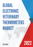 Global and China Electronic Veterinary Thermometers Market Insights Forecast to 2027