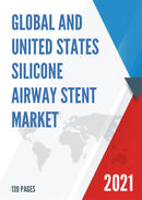 Global and United States Silicone Airway Stent Market Insights Forecast to 2027