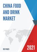 China Food and Drink Market Report Forecast 2021 2027