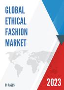 Global Ethical Fashion Market Size Status and Forecast 2021 2027